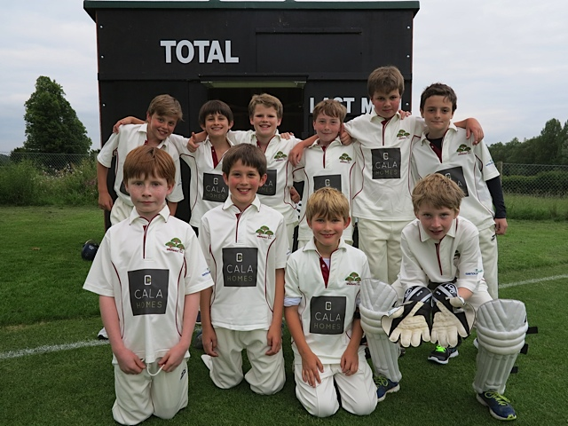 U11 B team to face Otterbourne