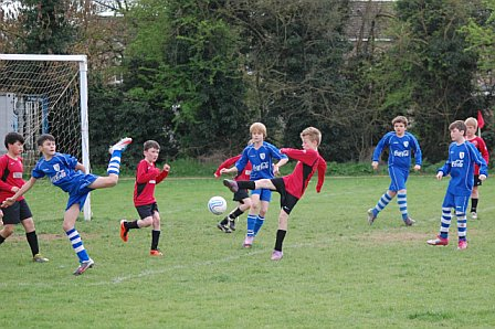 Marlow FC Youth v AFC Caversham - Friendly