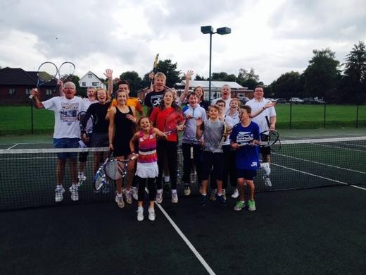 Parent & Child Tournament 2014