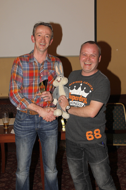 Awards 2014 - 2nd Team player of the Season - Alex Thompson