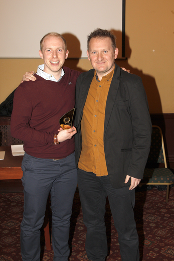 Awards 2014 - 1st Team player of the Season - Matt Griffiths