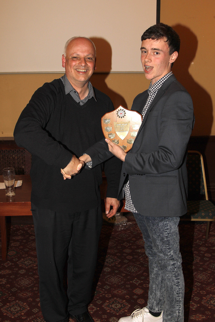 Awards 2014 - Goal Keeper of the Season - Luke Archer
