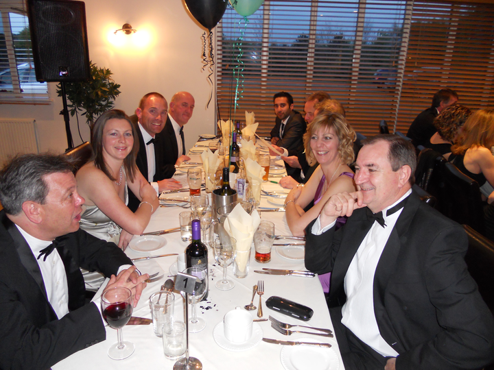 Chairmen's Table & Guests
