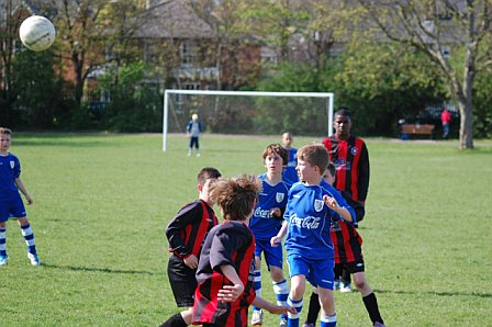 Marlow U11s Youth v Bucks CC