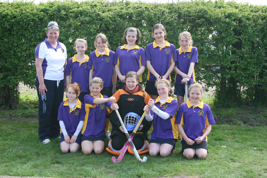 U12 girls Regionals April 2011