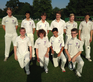 u16s just before their graduation match 18 July 2014