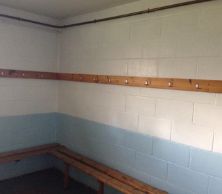 Clean Changing Rooms