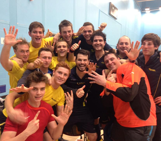 Buccs Indoor Division 1 Runners-Up