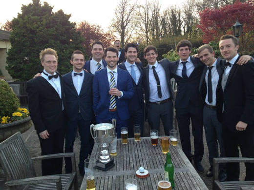 Men's 1st XI - End of Season Dinner