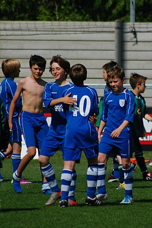 Marlow FC U11s Youth v Chalfont Saints - League Cup Final