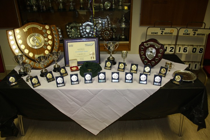 The awards!