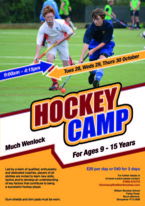 October Hockey Camp 2014 pg1