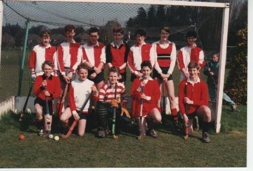 Castlecroft many years ago