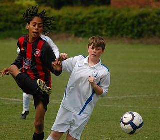 Marlow FC U11s Youth v Bucks CC