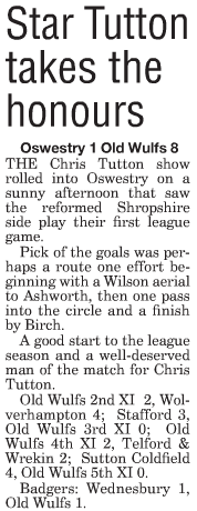 Star Tutton - Chronicle 9/10/14