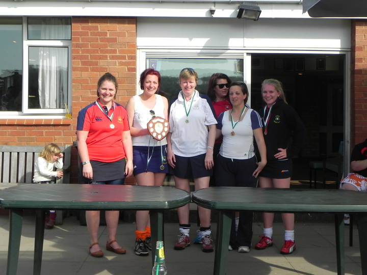 "Ladies 2ndXI Tournament 2011 ""Winners"""