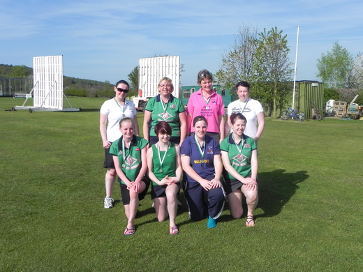 Ladies 2ndXI Tournament 2011