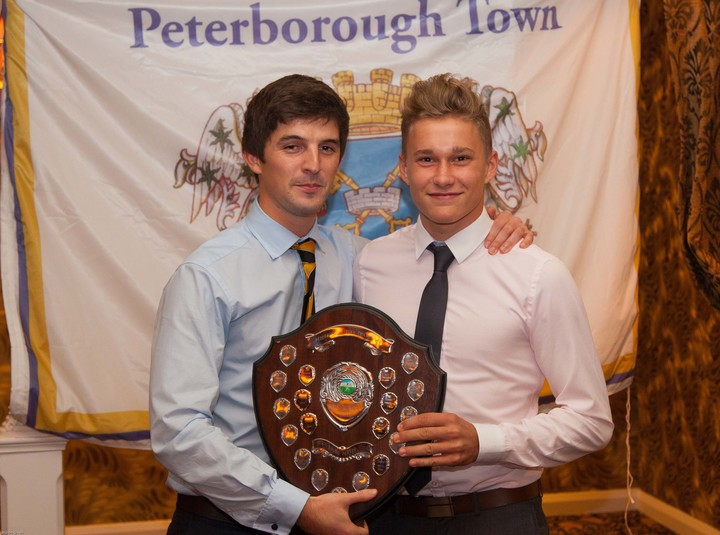 PTCC 2014 award winners: Young Player of the Year David Sayer