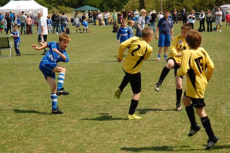 Wisbech 2011 - U11s Section