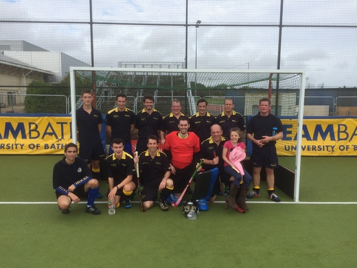 Mens Es v Bristol & West As 18 Oct 14, D1-1 (H)