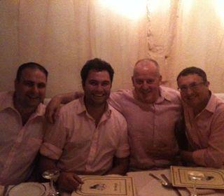 The Pink Shirt Curry Brigade
