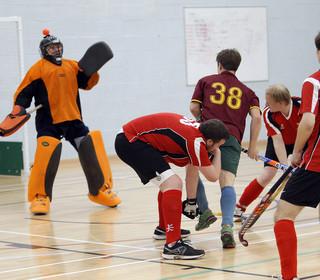 Indoor v Cannock Jan15