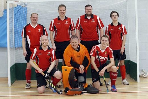 Indoor Hockey Team Jan15