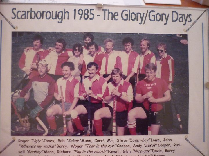 Scarborough Easter Hockey Festival 1985