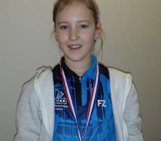 Robyn - Yr 7 singles winner