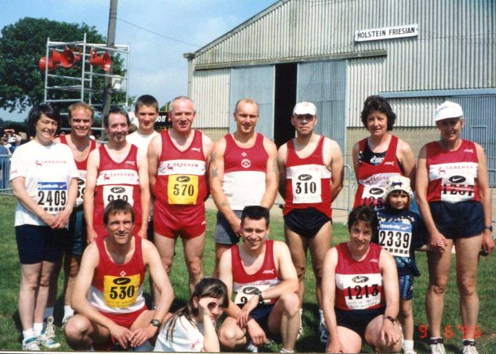 1996 City of Norwich Half Marathon