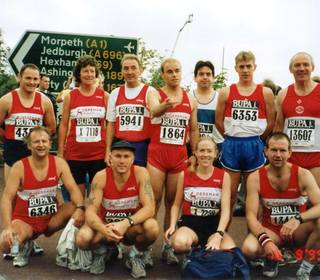 Great North Run 1995