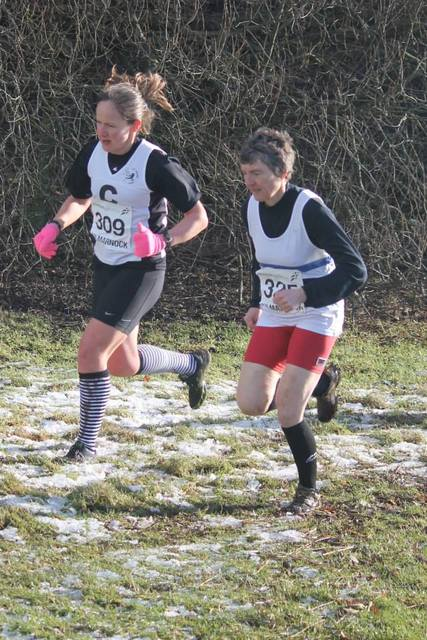 Marina McCallum- 31 January 2015 - Kilmarnock - Scottish National XC Masters Championship