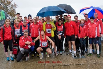 2014 City of Norwich half Marathon