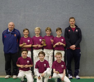 U11 Indoor Final Winners 2015