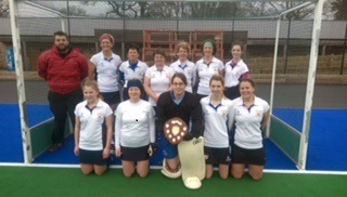 Winners county 2nds tournament