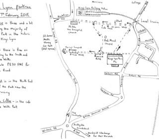 King's Lynn parkrun (The Walks, King's Lynn) PE30 5NG