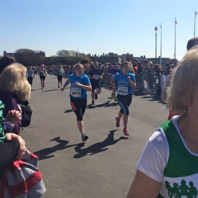 2015 Plymouth Half Marathon
