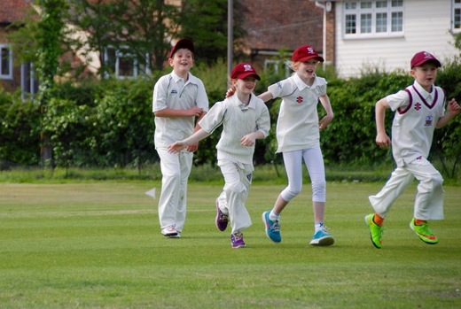 Running in for a wicket?