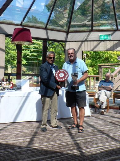 Geoff Cox-Overall Winner