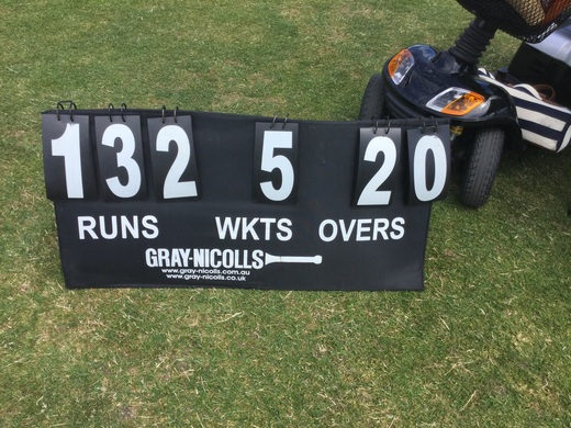 Girls U15 v YMCA, Merrion Innings
