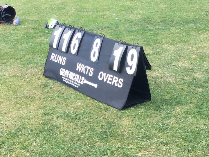 Girls U15 v YMCA,  YM Innings