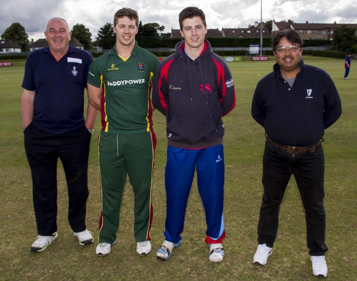 Captains and umpires
