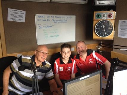 Radio show 0815