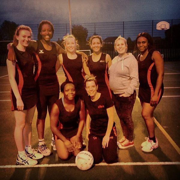Team Photos :: Blaze Netball Club