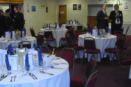 Purpose built function hall for hire