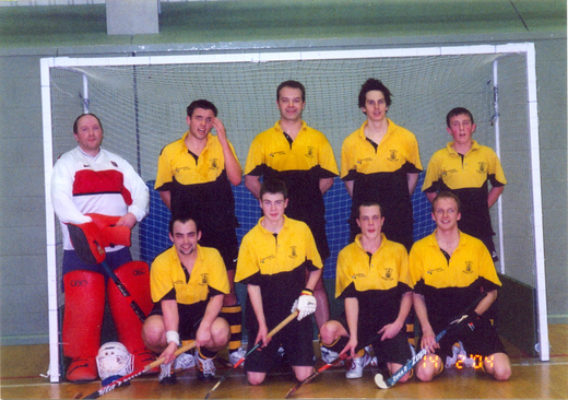 Same indoor team