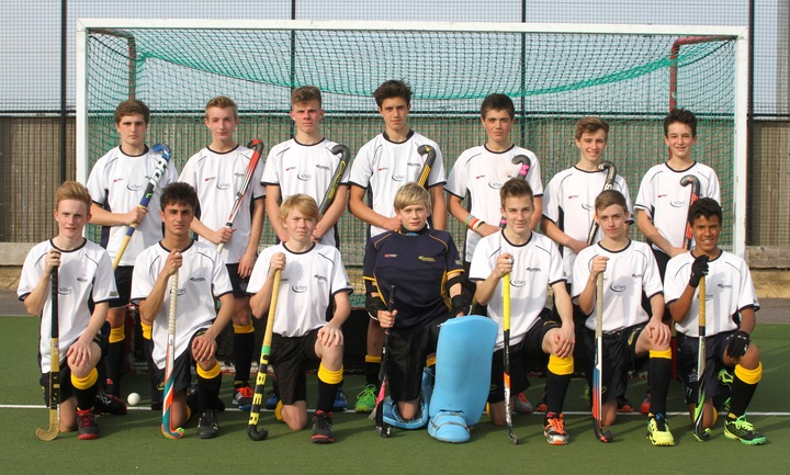 U16 Boys v Firebrands - Oct 2015