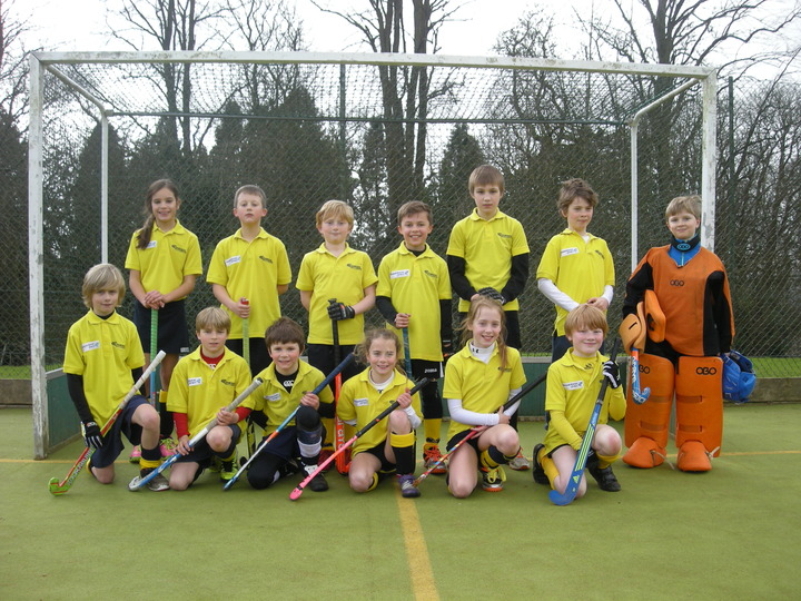 U11 Mixed vs City of Bath March 2015