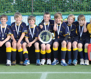 U12 Boys National Champions May 2012