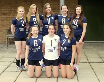 U18 Girls Squad